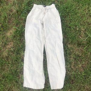 Zara Pants - Zara linen pants XS